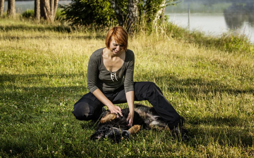 Kuscheln mit dem Hund – Ist das erlaubt?