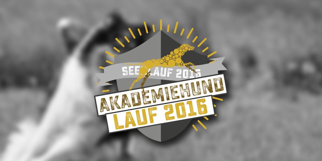 Seehlauf 2016 · Akademie Hund Lauf