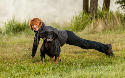 Fit dank Hund – für echte Sportsfreunde