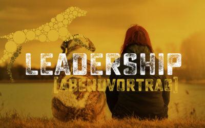 Abendvortrag Leadership – Den Alltag mit Hund erfolgreich meistern