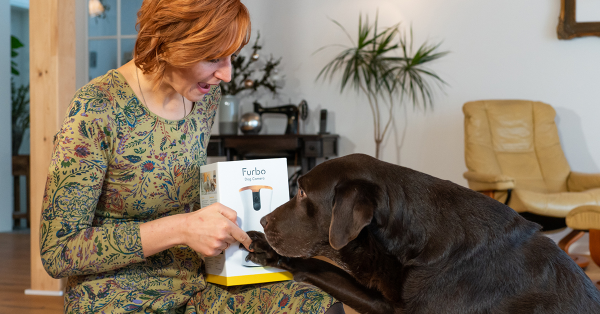 Furbo Hundekamera im Test bei Akademie Hund