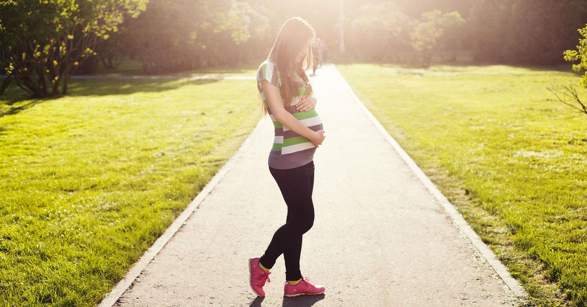 Sie haben einen Hund und sind jetzt schwanger?