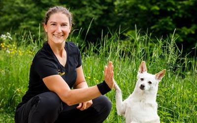 Ausbildung Hundetrainer.In? Kim erzählt…